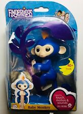 WowWee 3701 Fingerlings Baby Monkey Toy