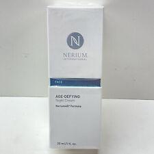 Nerium Age Defying Night Face Cream AD Formula, 1 fl. oz - NEW