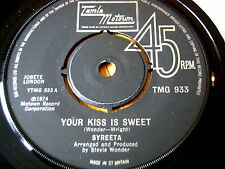 "SYREETA - YOUR KISS IS SWEET  7"" VINYL"