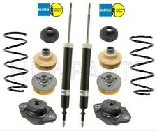 BMW E90 3-Series Rear Shocks & Upper Lower Mounts With Coil Springs Kit Bilstein