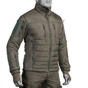 UF Pro ® Delta ML Gen. 2 Tactical Jacket Steingrau-Oliv / Brown-Grey
