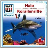 WAS IST WAS - FOLGE 03: HAIE/KORALLENRIFFE  CD NEU