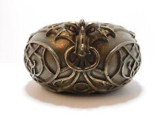 "Veronese 2005 Trinket Bowl Dragon Motif 3.5"" Diameter"