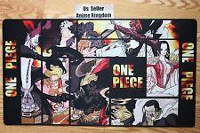 Custom Yugioh CARDFIGHT VANGUARD MTG WOW Playmat   One Piece  Shichibukai #198