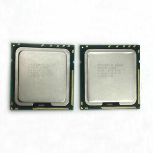 Matched Pair Intel Xeon X5690 3.46GHZ SLBVX 6Core 12MB LGA1366 CPU Processors
