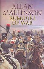 Rumours Of War by Allan Mallinson (Hardback, 2004)