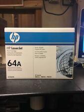 HP CC364A 64A Black Toner Cartridge P4014 P4015 P4515