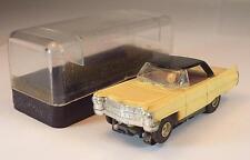 Slot Car Faller AMS Nr. 5656 Cadillac Coupe beige Flachankermotor OVP #262