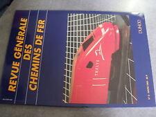 µ? Revue RGCF Revue Generale Chemins de Fer 03/1995 Banc Freinage Vitry