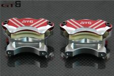 GTB RACING HYDRAULIC BRAKE CALLIPERS FRONT FOR HPI BAJA 5B,5T,5SC,2.0,SS,KM,1/5