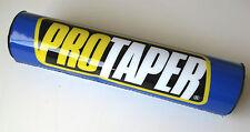 """Pro Taper 10"""" Blue Crossbar Handlebar Bar Pad YZ YZF WR WRF TTR 125 250 450 NEW"""
