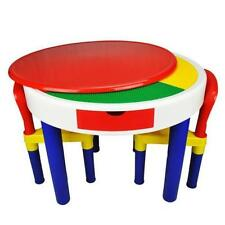 Children's Plastic Chairs and Tables