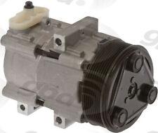 Global Parts Distributors 6511461 New Compressor And Clutch