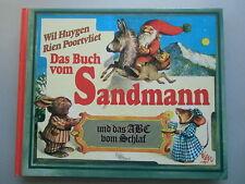 Das Buch vom Sandmann und das ABC vom Schlaf 1988 Bilderbuch Märchen