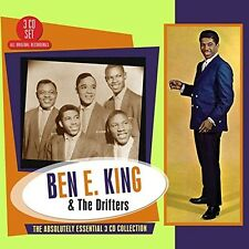 Ben E. King-absolutely Essential 3 CD NUOVO