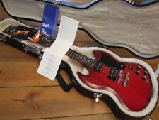 ** Gibson SG Futura 120th Anniversary Brillant Red **