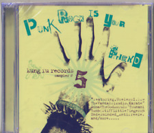 V/A - Punk Rock Is Your Friend, Vol. 5 (2004) Enhanced CD