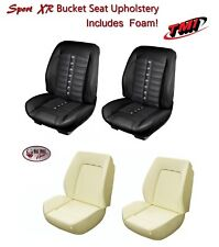 Sport XR Front/Rear Upholstery + Foam for 1967 Camaro by TMI - Made in USA