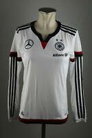 Deutschland DFB 2015 WM Training Damen Trikot adidas Germany Mercedes S / L / XL
