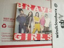Brave Girls The First Single Album New Sealed Original KPOP SNSD brave brother