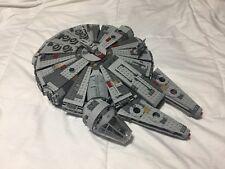 Lego Star Wars 75105 Millennium Falcon Force Awakens Fully Assembled!