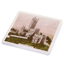 Vintage View Drink Coaster - Gloucester Cathedral