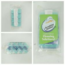 Scrubbing Bubbles Bathroom Cleaning Solutions 8 Pc Toilet Wand Sponges Refills
