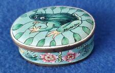 Adorable Frog Trinket Box (Eximious?)