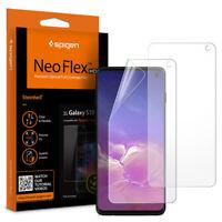 Galaxy S10 S10 Plus S10e Screen Protector Spigen®[Neo Flex] Full Cover [2-PK]