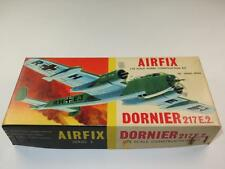 RARE Airfix Model Aircraft Kit 1/72 Dornier Do 217 E.2 German WWII Type 2 Box