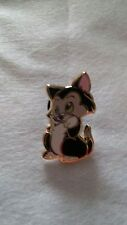 Disney Inspired Fantasy Pin - Mini Pin Figaro  - Pinocchio Cat Kitten