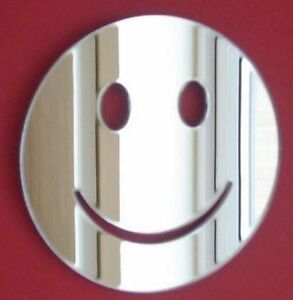 Smiley Acrylic Mirror (Several Sizes Available)