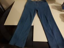 Hiltl Men's Jeans 34/34 ZE 400 Blue Jeans Great Condition/Used made in Romania