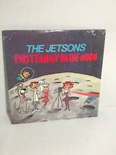 The Jetsons First Family on the Moon Record LP 1977 Hanna Barbera