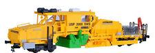 Kibri 16060 Schotterverteil- u. Profiliermaschine USP2000SWS PLASS, Bausatz, H0