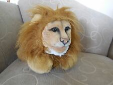 Awesome Vintage 1992 Hosung Lion Hand Puppet - Jungle King