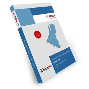 Blaupunkt Tele Atlas TomTom Benelux TravelPilot E EX 2019 2 CD Major Roads of Eu