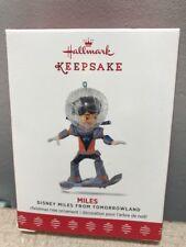 Hallmark 2017 ~ Disney Miles from Tomorrowland Ornament
