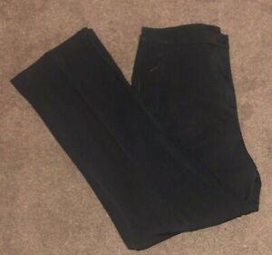 Ladies M & S Collection Trousers. Size 12. FREE P+P. Grey. Slim Leg