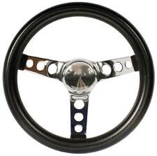 "TYPE 3 Steering Wheel, Grant 11.5"" 3 Spoke 3 3/4"" Dish - AC400GT834"