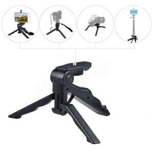 Universal Mini Tripod Hand Grip Tabletop Travel Tripod Stabilizer Stand Holder