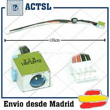 CONECTOR con cable DC JACK Socket PACKARD BELL EASYNOTE P5WS0,