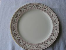 """ROYAL CROWN DERBY { Brittany A1229 } 14"""" ROUND SERVING PLATTER 1960-97"""