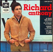 RICHARD ANTHONY AU REVOIR MON AMOUR 45T EP BIEM COLUMBIA ESRF 1667
