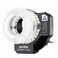 GODOX Witstro AR400 400W LED Video Light / Flash Speedlite fr Canon Nikon Camera