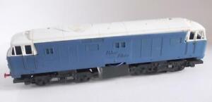 TRIANG / RAILWAYS (BIG BIG TRAIN) RV256 BLUE FLIER - HYMEK (UNBOXED) A/F