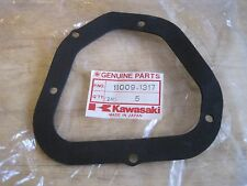 KAWASAKI NOS AIR CLEANER CASING GASKET  KDX200 KDX250 KX250 KX500    11009-1317