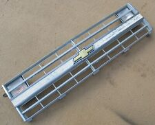 OEM 1982-1991 GM Chevy GMC Truck Suburban Blazer Complete Front Grill Assembly