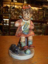 """Vinatge Goebel Hummel  """"Mother's Helper"""" Figurine  #133 TMK5"""