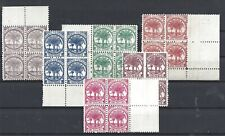 Samoa A Range Of Palm Tree 6 Diff Values All MNH To Catergorise, Potential!(M27)